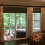 Drapery panels woven wood shades silver beach raleigh 002