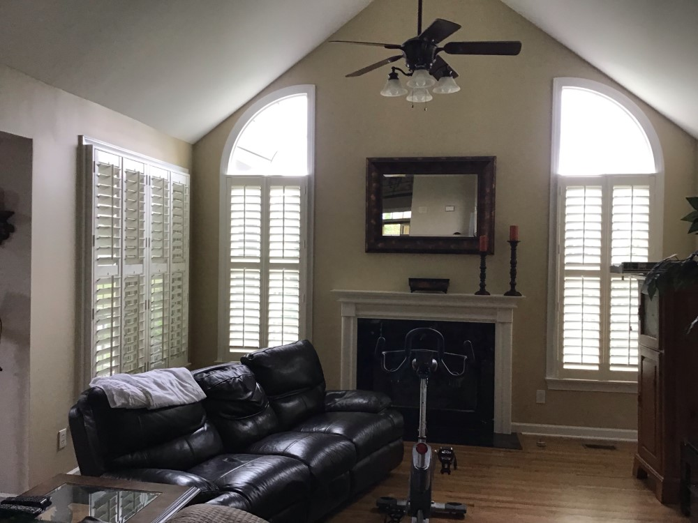 Broadleaf Poly Shutters In Cary Nc