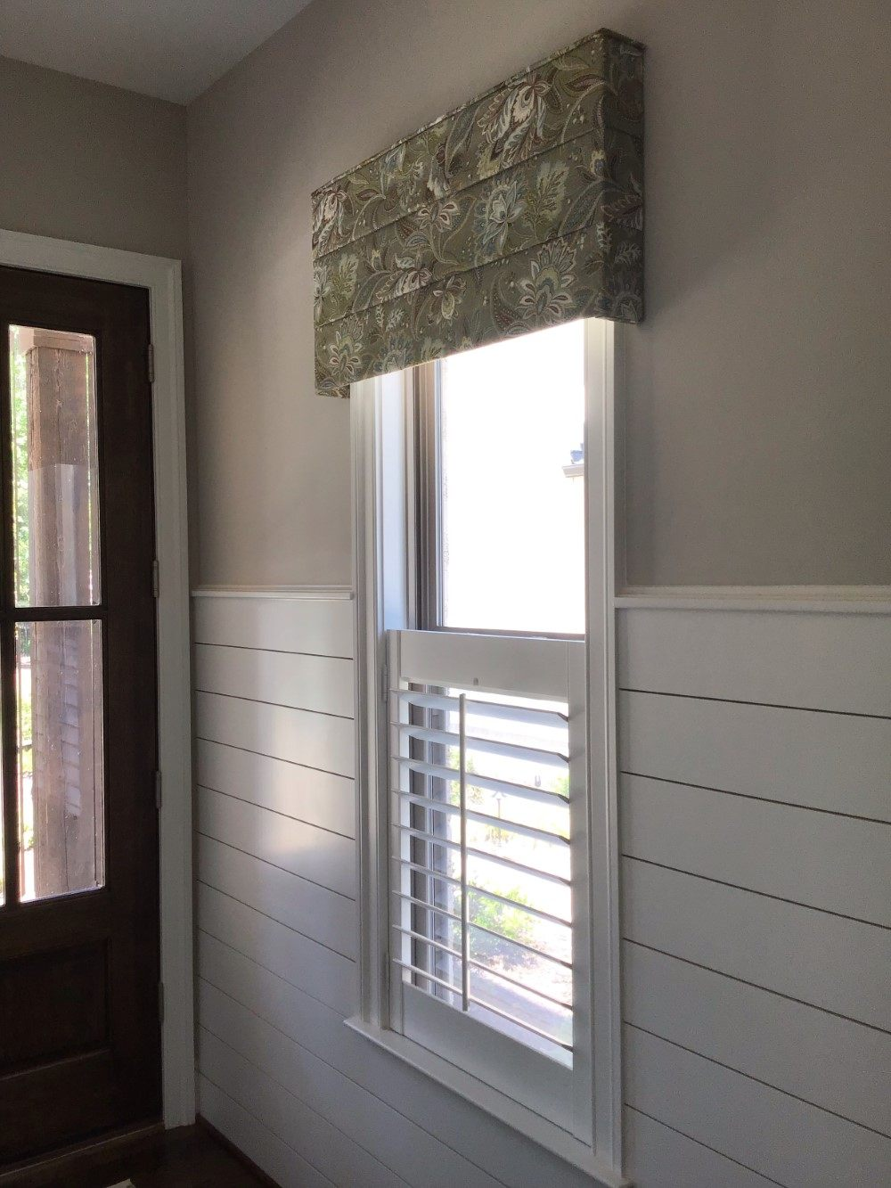 Shutters Top Treatments And Draperies In Apex Nc